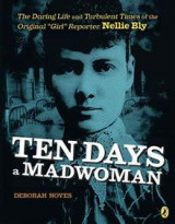 Omslag - Ten Days a Madwoman