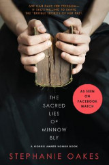 Omslag - The Sacred Lies of Minnow Bly