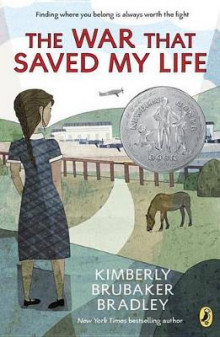 The War That Saved My Life av Kimberly Brubaker Bradley (Heftet)
