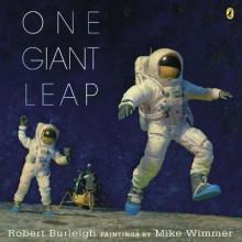 One Giant Leap av Robert Burleigh (Heftet)
