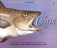 The Cod's Tale av Mark Kurlansky (Heftet)
