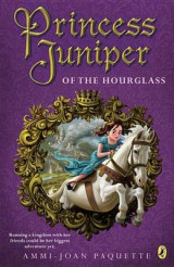 Omslag - Princess Juniper of the Hourglass
