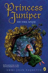 Omslag - Princess Juniper of the Anju