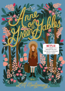 Anne of Green Gables av L.M. Montgomery (Innbundet)