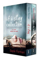 Omslag - If I Stay Collection