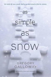 As Simple as Snow av Gregory Galloway (Heftet)
