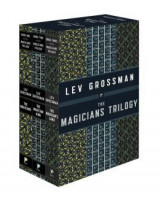 Omslag - The Magicians Trilogy Boxed Set