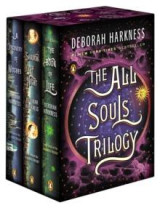 Omslag - The All souls trilogy