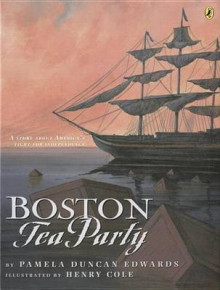 Boston Tea Party av Pamela Duncan Edwards (Heftet)