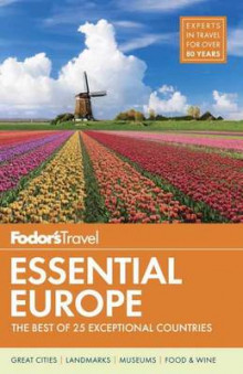 Fodor's Essential Europe av Fodor's Travel Guides (Heftet)