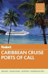 Omslag - Fodor's Caribbean Cruise Ports of Call