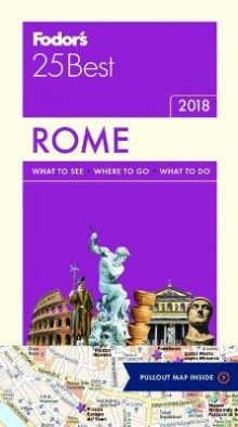 Fodor's Rome 25 Best av Fodor's Travel Guides (Heftet)
