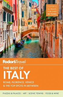 Fodor's the Best of Italy av Fodor's Travel Guides (Heftet)