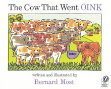 Cow That Went Oink av Bernard Most (Heftet)