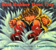 Red Rubber Boot Day av Mary Lyn Ray (Heftet)