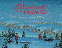 Christmas Farm av Mary Lyn Ray (Innbundet)