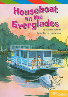 Houseboat on the Everglades av Michael Sandler (Heftet)