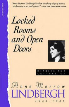 Locked Rooms Open Doors: av Anne Morrow Lindbergh (Heftet)