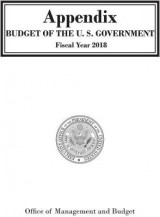 Omslag - Appendix, Budget of the United States Government, Fiscal Year 2018