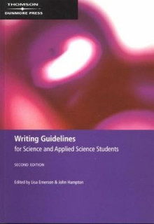 Writing Guidelines for Science and Applied Science Students av Emerson og Hampton (Heftet)