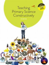 Omslag - Teaching Primary Science Constructively with Student Resource Access 12 Months