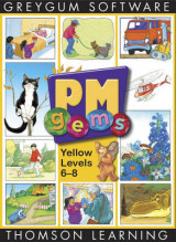 Omslag - PM Gems Software Yellow Level 6-8 Site License