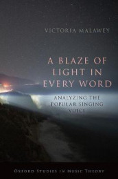 A Blaze of Light in Every Word av Victoria Malawey (Heftet)