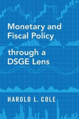 Omslag - Monetary and Fiscal Policy through a DSGE Lens