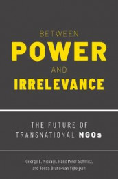 Between Power and Irrelevance av Tosca Bruno-van Vijfeijken, George E. Mitchell og Hans Peter Schmitz (Innbundet)