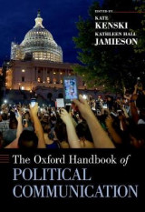Omslag - The Oxford Handbook of Political Communication