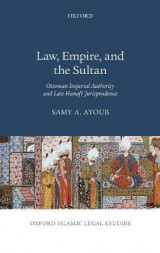 Omslag - Law, Empire, and the Sultan