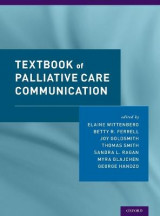 Omslag - Textbook of Palliative Care Communication