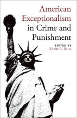 Omslag - American Exceptionalism in Crime and Punishment