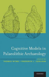 Omslag - Cognitive Models in Palaeolithic Archaeology