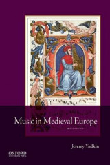 Omslag - Music in Medieval Europe
