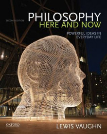 Philosophy Here and Now av Lewis Vaughn (Heftet)