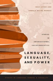 Language, Sexuality, and Power (Innbundet)