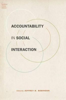 Accountability in Social Interaction (Innbundet)