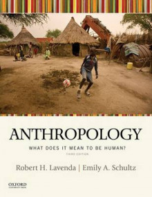 Anthropology av Professor of Anthropology Robert H Lavenda og Professor of Anthropology Emily A Schultz (Heftet)