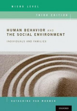 Omslag - Human Behavior and the Social Environment, Micro Level