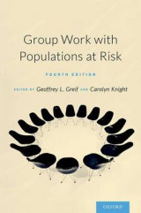 Omslag - Group Work with Populations at-Risk