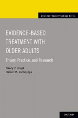 Omslag - Evidence-Based Treatment with Older Adults