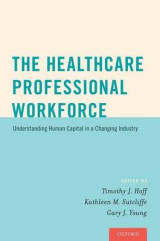 Omslag - The Healthcare Professional Workforce