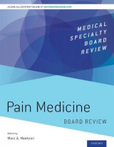 Omslag - Pain Medicine Board Review