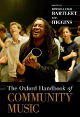 Omslag - The Oxford Handbook of Community Music