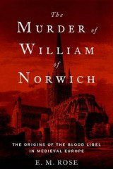 Omslag - The Murder of William of Norwich