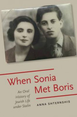 Omslag - When Sonia Met Boris