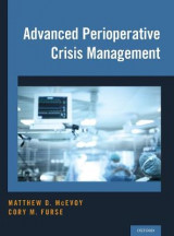 Omslag - Advanced Perioperative Crisis Management