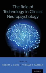 Omslag - The Role of Technology in Clinical Neuropsychology