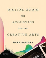 Omslag - Digital Audio and Acoustics for the Creative Arts
